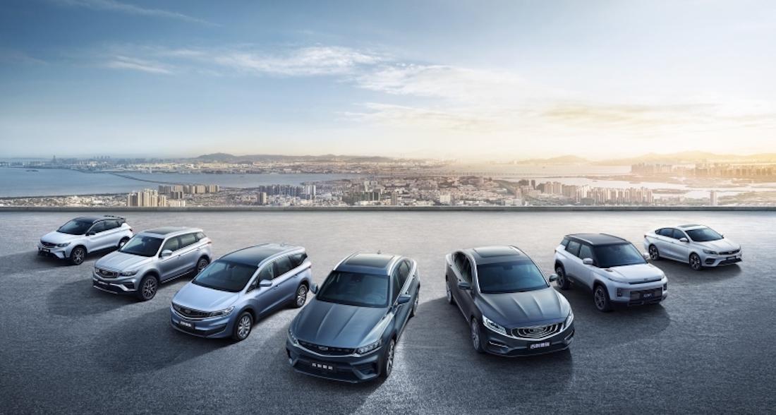 2020年总销量132万辆,吉利汽车将2021年销量目标定为153万辆