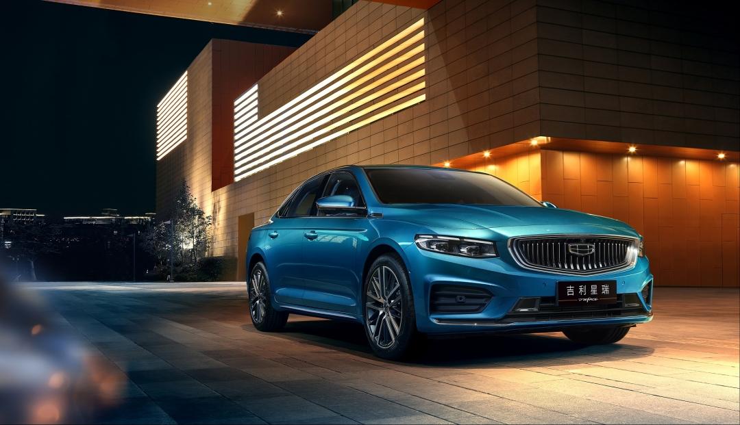同比增长39%,吉利汽车1-4月总销量433907辆